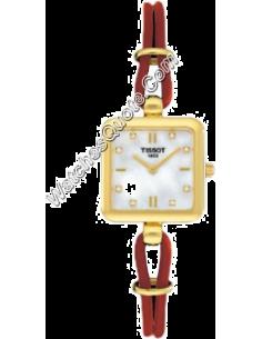 Chic Time | Montre Femme Tissot Fine Lady Squa T71335276  | Prix : 1,404.00