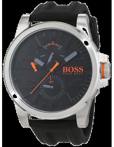 Chic Time | Montre Homme Hugo Boss Detroit 1550006 Noir  | Prix : 249,00€
