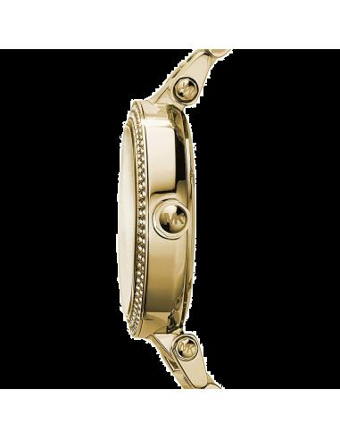 Chic Time | Montre Femme Michael Kors Parker MK5784 Bracelet doré en acier inoxydable  | Prix : 124,50€