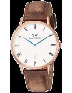Chic Time | Montre Daniel Wellington Dapper DW00100115 Marron  | Prix : 131,25€