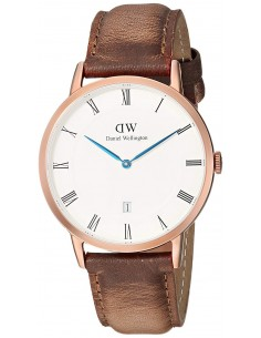 Chic Time | Montre Daniel Wellington Dapper DW00100115 Marron  | Prix : 131,25 €