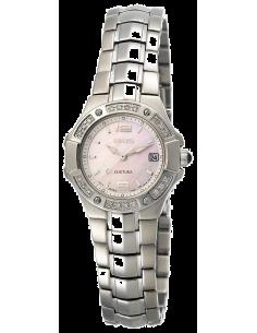 Chic Time | Montre Femme Seiko Coutura Diamond SXD691  | Prix : 367,20€