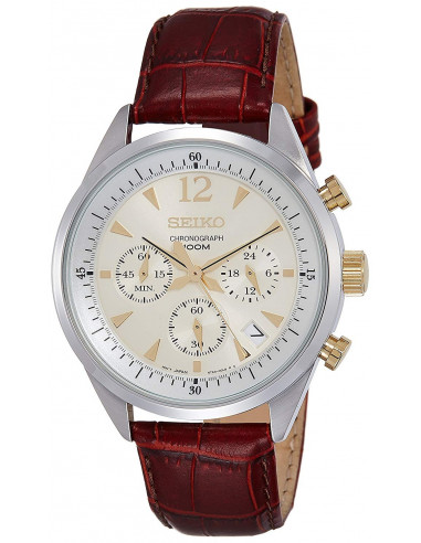 Chic Time | Seiko SSB069 men's watch  | Buy at best price