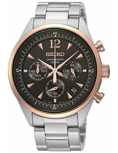 Chic Time | Seiko SSB068 men's watch  | Buy at best price
