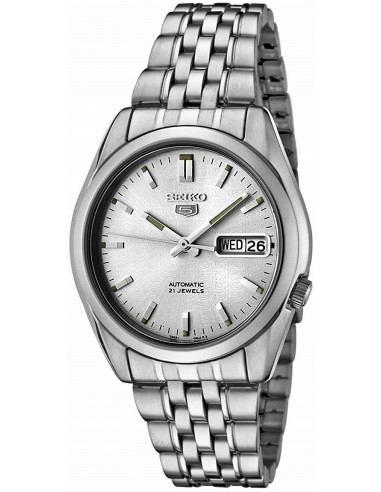 Chic Time | Montre Homme Seiko 5 Automatique Sports Five SNK355K1  | Prix : 183,20 €
