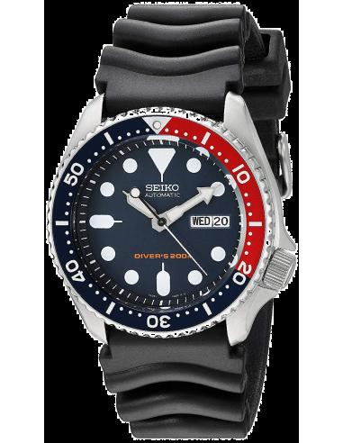 Chic Time | Montre Homme Seiko Diver's SKX009K1 Plongée  | Prix : 591,20€