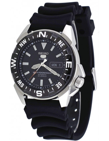 Chic Time | Montre Seiko 5 Automatique Sports Five SNZE81K2  | Prix : 455,20 €