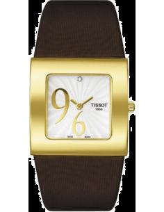 Chic Time | Montre Femme Tissot Nubya T9003091803200  | Prix : 2,211.60