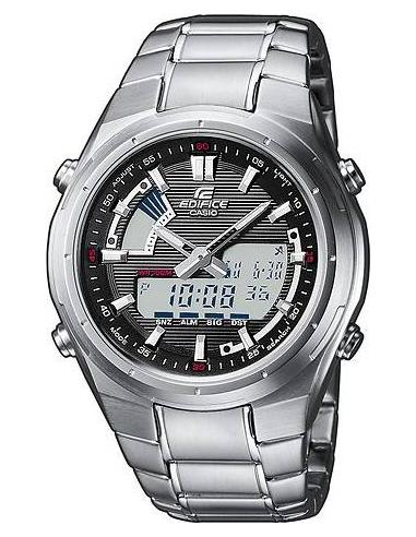 Chic Time   Montre Casio Edifice EFA-129D-1AVEF    Prix : 62,90€