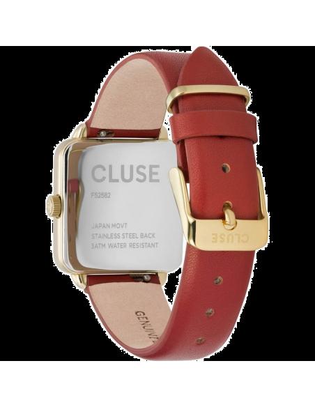 Chic Time   Montre Femme Cluse La Tétragone CL60009    Prix : 58,47€