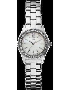 Chic Time | Montre Femme Guess W0025L1 Argent  | Prix : 99,00€