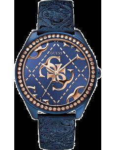 Chic Time | Montre Femme Guess W0473L1 Bleu  | Prix : 149,40€