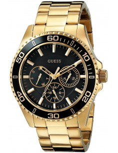 Chic Time | Montre Femme Guess Trendy W0231L3 Or  | Prix : 299,98€
