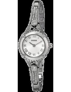Chic Time | Montre Femme Guess Angelic W0135L1 Argent  | Prix : 109,90€