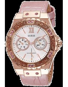 Chic Time | Montre Femme Guess W0775L3 Rose  | Prix : 299,98€