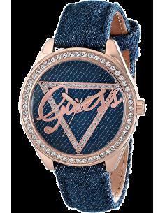 Chic Time | Montre Femme Guess W0456L6 Bleu  | Prix : 95,20€