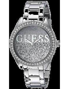 Chic Time | Montre Femme Guess W0987L1 Argent  | Prix : 299,00€