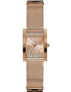 Chic Time | Montre Femme Guess W0127L3 Or Rose  | Prix : 259,98€