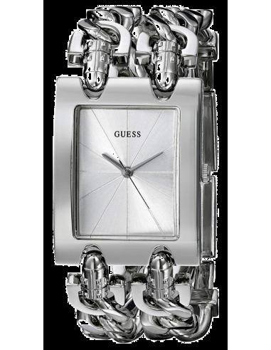Chic Time | Montre Guess Heavy Metal Double Chaîne I80305L1/ G75916L  | Prix : 229,00€