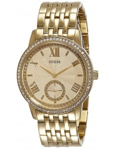 Chic Time | Montre Femme Guess W0573L2 Or  | Prix : 349,98 €