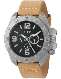 Chic Time   Montre Homme Guess W0659G4 Brun    Prix : 249,00€
