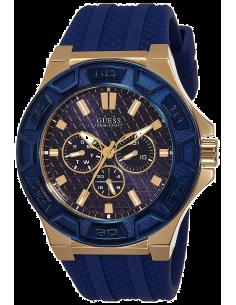 Chic Time | Montre Homme Guess W0674G2 Bleu  | Prix : 299,00€
