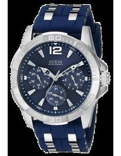 Chic Time   Montre Homme Guess W0366G2 Bleu    Prix : 429,00€