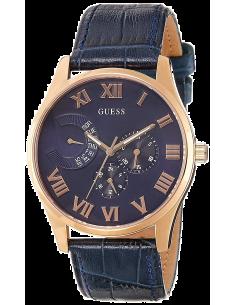 Chic Time | Montre Homme Guess W0669G2 Bleu  | Prix : 219,00€