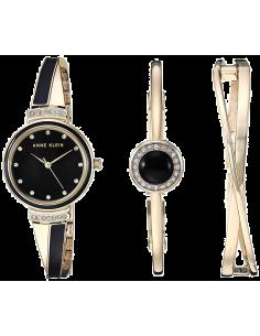 Chic Time | Montre Femme Anne Klein AK/3292BKST  | Prix : 129,00€