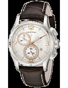 Chic Time   Montre Homme Hamilton Jazzmaster H32612555    Prix : 562,50€