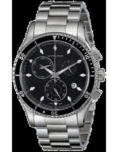 Chic Time   Montre Homme Hamilton Jazzmaster Seaview Chrono H37512131    Prix : 697,50€