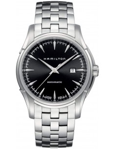 Chic Time | Montre Homme Hamilton Jazzmaster Viewmatic H32715131  | Prix : 652,50 €