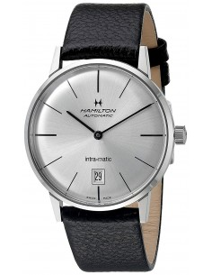 Chic Time | Montre Homme Hamilton Intra-Matic H38455751  | Prix : 697,50 €