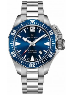 Chic Time   Hamilton H77705145 men's watch    Buy at best price