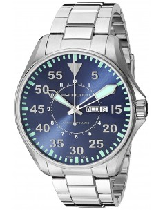 Chic Time | Hamilton H64715145 men's watch  | Buy at best price