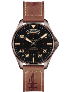 Chic Time | Hamilton H64605531 men's watch  | Buy at best price