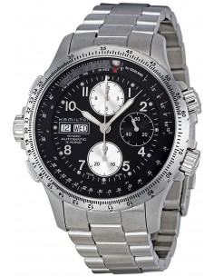Chic Time   Hamilton H77616133 men's watch    Buy at best price