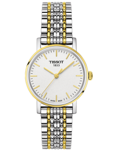 Chic Time   Montre Femme Tissot Everytime T1092102203100    Prix : 249,00€