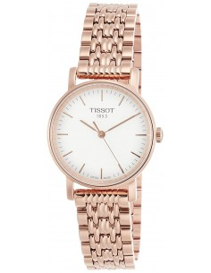 Chic Time | Montre Femme Tissot Everytime T1092103303100  | Prix : 279,99 €