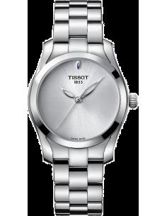 Chic Time | Montre Femme Tissot T-Wave T1122101103100  | Prix : 370,00€