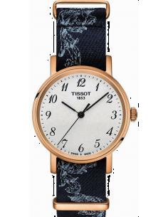 Chic Time | Montre Femme Tissot Everytime T1092103803200 Bleu  | Prix : 210,00€