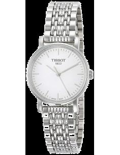 Chic Time | Montre Femme Tissot Everytime T1092101103100 Argent  | Prix : 210,00€