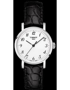 Chic Time   Montre Femme Tissot T-classic T1092101603200 Noir    Prix : 170,00€