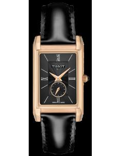 Chic Time | Montre Femme Tissot Prestigious T9233357605800 Noir  | Prix : 2,440.00