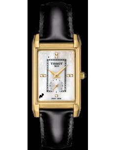 Chic Time | Montre Femme Tissot Prestigious T9233351611600 Noir  | Prix : 2,350.00