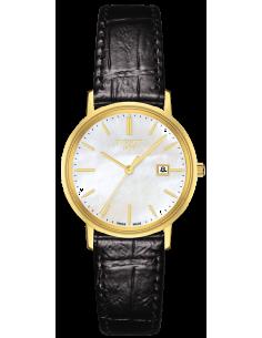Chic Time   Montre Femme Tissot Goldrun T9222101611100 Noir    Prix : 1,390.00