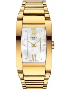 Chic Time | Montre Femme Tissot GENEROSI-T T1053093311600 Or  | Prix : 450,00€