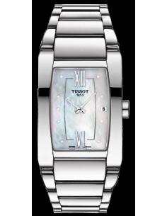 Chic Time   Montre Femme Tissot GENEROSI-T T1053092211600 Argent    Prix : 430,00€