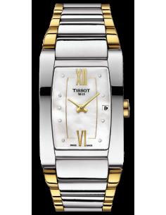 Chic Time | Montre Femme Tissot GENEROSI-T T1053091111600 Argent  | Prix : 370,00€