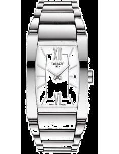 Chic Time   Montre Femme Tissot GENEROSI-T T1053091101800 Argent    Prix : 320,00€